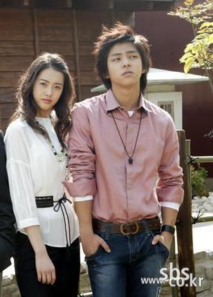 Kim Kibum and go ah ra